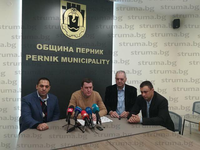 Обявиха бедствено положение в Перник