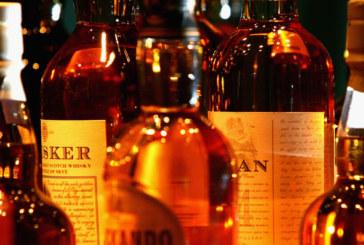 Най-голямата бутилка уиски в света беше продадена за 15 хил. паунда