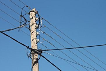 Бурен вятър остави без ток част от Врачанска област