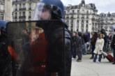 Франция под блокада и днес