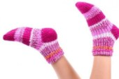 Чорапи с лют пипер при студени крака