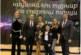 """Танцова двойка на """"Импулс"""" триумфира 4 пъти в 1 ден, злато с молдовски почерк за благоевградския клуб"""