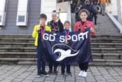 """9-годишна от """"GD Sport"""" взе 7 златни медала и купа за №1 в Скопие"""