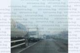 Тежка катастрофа затвори Кресненското дефиле, 44-г. транспортиран в болница