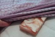 Поставете сапун в леглото си преди лягане и ще се изумите от последвалото