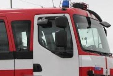 Опел се запали в Гоце Делчев