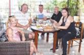 Финансовият благодетел на орлетата П. Белогур долетя за коледния купон на закрити врати