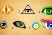 Избери око и разтълкувай подсъзнанието си