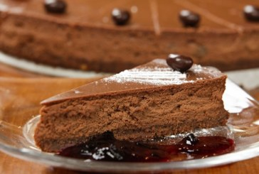 Шоколадов чийзкейк с маскарпоне