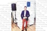 Популярният народен певец, ЮЗУ студент, Н. Кирчев съчета осмодекемврийския купон с работа
