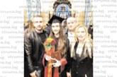 Дъщерята на хлебните босове от Сандански Бишкови – Емилия, се дипломира, започва работа в полицията
