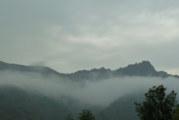 Времето: Облачно и мъгливо, вечерта ще завали