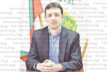 Секретарят на община Сандански Г. Жежев напусна, за мястото му се спряга общинският съветник от ВМРО П. Панчев