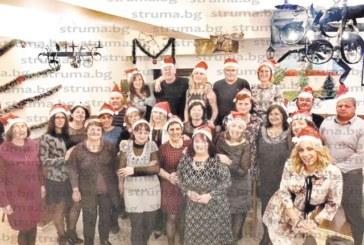 Учителите от IX ОУ с фотосесия и емоционално послание за празниците
