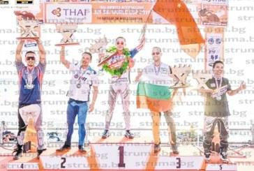 Добрата новина от Тайланд!  Благоевградчанинът Йордан Николов в топ 3 на световните финали по джет ски