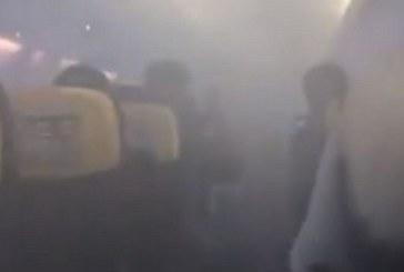 Дим в самолет на Ryanair хвърли пътниците в паника
