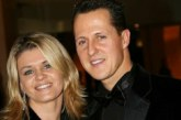 Пуснаха за продажба нови снимки на Шумахер за 1 млн. паунда, съпругата му отиде в полицията