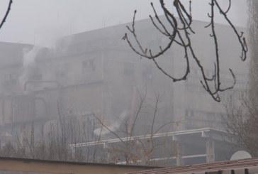 Серният диоксид във въздуха в Перник – в допустими граници