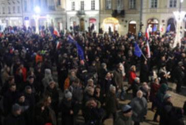 Серия от протести в Европа