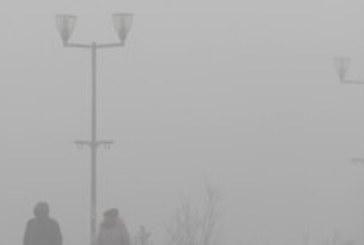 Протест срещу мръсния въздух в Сърбия