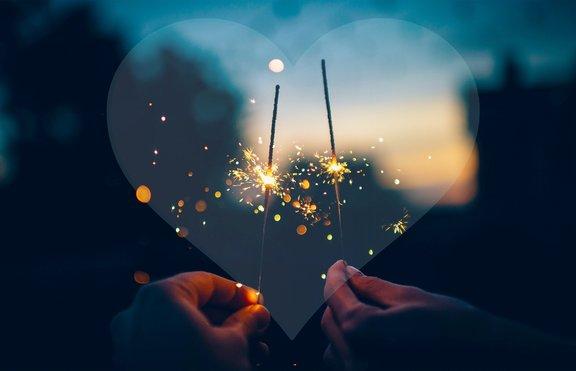 Любовен хороскоп за новогодишната нощ