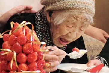 Японка отпразнува 117-ия си рожден ден