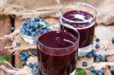 Сок от боровинки сваля повишеното кръвно налягане