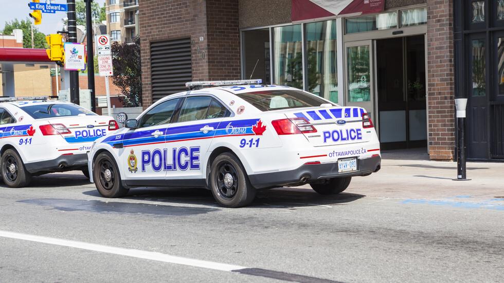 Стрелба близо до канадския парламент, има убит
