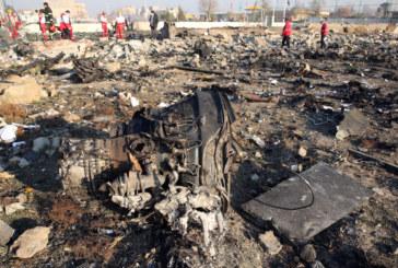 Украинският самолет край Техеран свален с две зенитни ракети