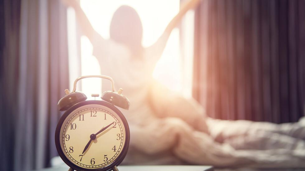 Елементарен ритуал ни зарежда с енергия сутрин