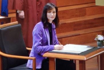 Мария Габриел положи тържествена клетва пред Съда на ЕС в Люксембург