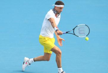 Григор Димитров започна с победа на турнира в Мелбърн