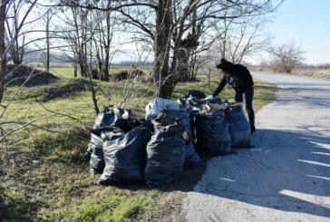 Тонове отпадъци изнесени от нерегламентирани сметища в Асеновград