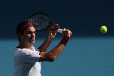 Федерер отнесе глоба от 3 000 долара за ругатни
