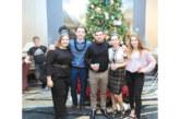 1000 българи празнуваха Нова година с парти в Чикаго, благоевградската певица Даяна ги изненада с китка българска естрада, фолкпарчета и народни хора