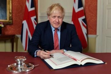 Борис Джонсън подписа споразумението с ЕС за Brexit