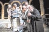 """Благоевградският театър представя спектакъла """"Под манастирската лоза"""" по Елин Пелин"""