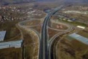 """АПИ: Шофьорите да се движат с повишено внимание в участъка от км 53 до км 91 на АМ """"Струма"""""""