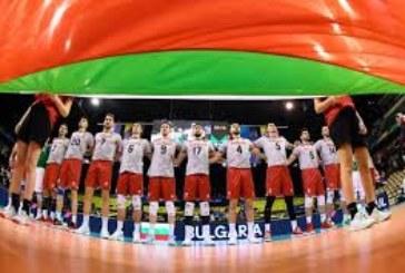Националите ни по волейбол на полуфинал