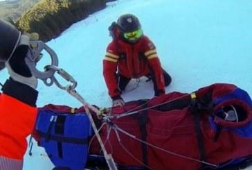 Спасеният край Рилска Скакавица се оказа един от най-опитните български алпинисти