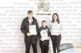 С награди от национален конкурс стартира новата година за училището в Хаджидимово