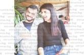 Синът на бившия шеф на ВиК Г. Тумбев надяна годежен пръстен на щерката на екссекретаря на община Благоевград С. Янчева