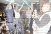 Футболистът от Хаджидимово А. Попов вдигна паметен купон за раждането на сина му Георги