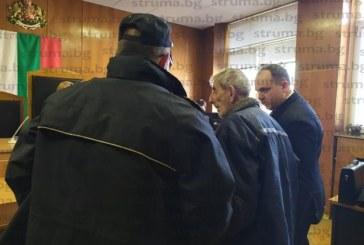 Сашо Димитров, убил жена си в Кюстендил, остава за постоянно в ареста