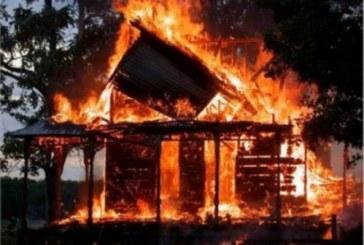 Огнеборци гасиха 4 пожара в Кюстендилско