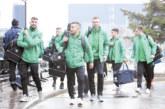 Орлетата излетяха с час и половина закъснение за Алания в очакване на Н. Бодуров и с ново попълнение в щаба