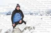 """Бивш защитник на """"Пирин"""" щракна Рилския манастир от 2729 м височина"""