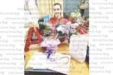 """Таекуондистите на """"Чо Елит"""" отрупаха треньорката си с подаръци за рождения й ден"""