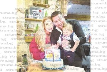 Петорен празник за семейството на Антония Петрова, синът й стана на годинка, отбелязаха го в Дубай и Абу Даби