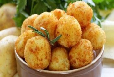 Картофени топки със сирене
